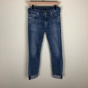 Citizens of Humanity Jazmin Ankle Cuffed Jean